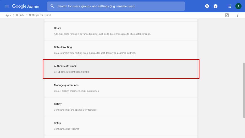 Cómo configurar su SPF de Google Workspace