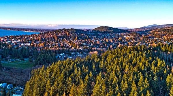 Bellingham, WA :: Una de las mejores ciudades para vivir mientras trabaja en áreas remotas