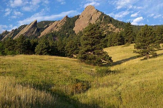 Boulder, Colorado :: Una de las mejores ciudades para vivir mientras se trabaja en áreas remotas